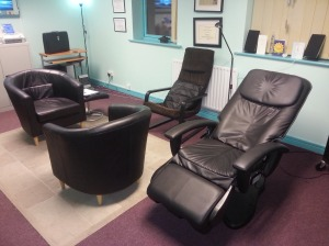 Quays Clinic Of Hypnotherapy Office