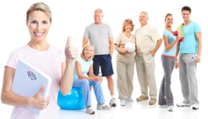Family Health And Fitness Exercise