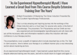 Karen Mills Mastering The Dave Elman Hypnosis Induction Review