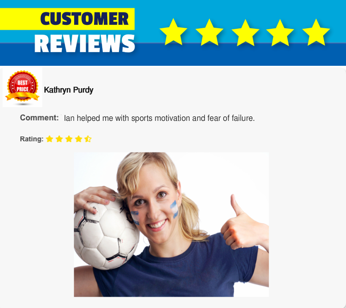 Hypnotherapy Review By Kathryn Purdy